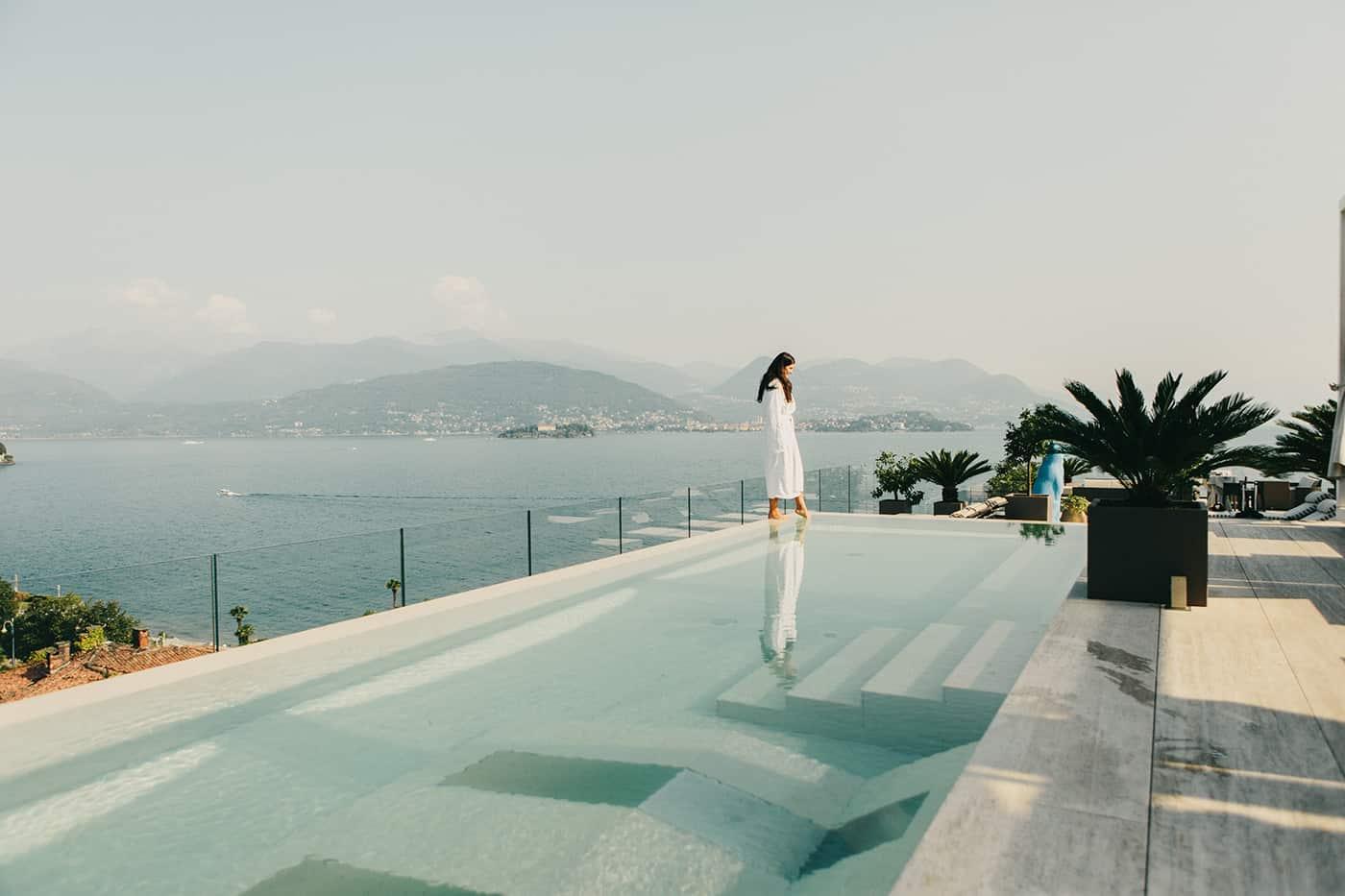 Hotel La Palma Lake Maggiore
